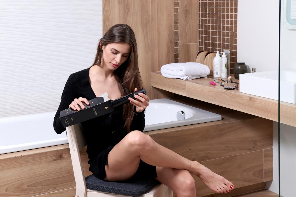 Nanoil do pielęgnacji włosów