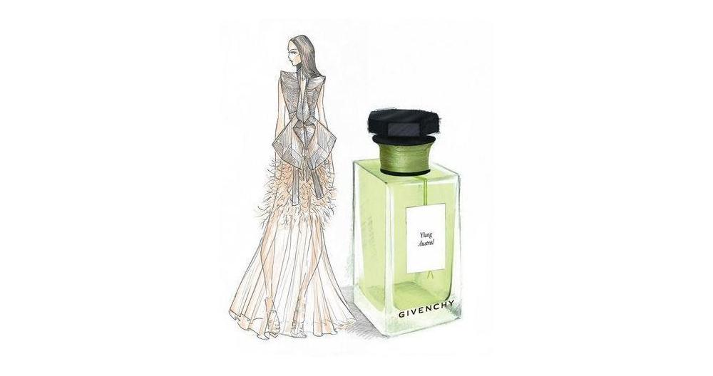 Perfumy Givenchy Ylang Austral
