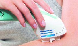 Domowy depilator laserowy