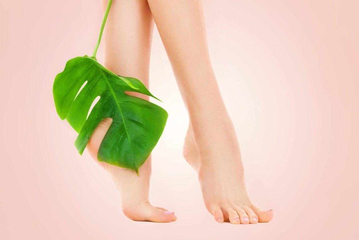 Chłodzące kosmetyki do stóp