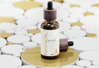 nanoil najlepsze serum z witaminą A