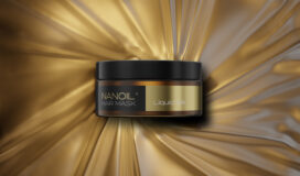 nanoil liquid silka maska na włosy